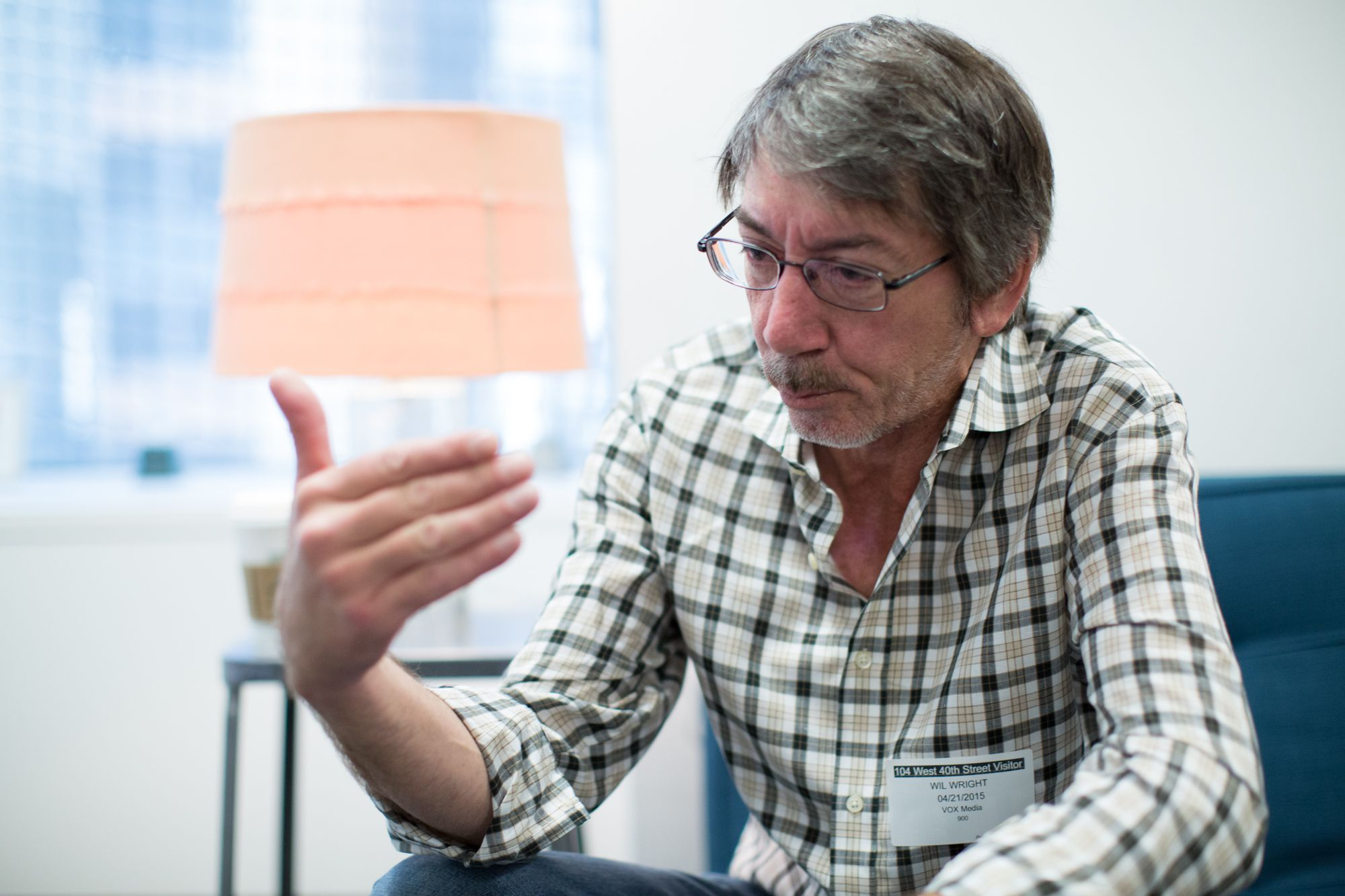 How Will Wright is turning your life into his next simulation ...