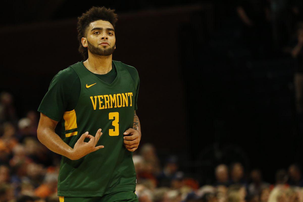 NCAA Basketball: Vermont at Virginia