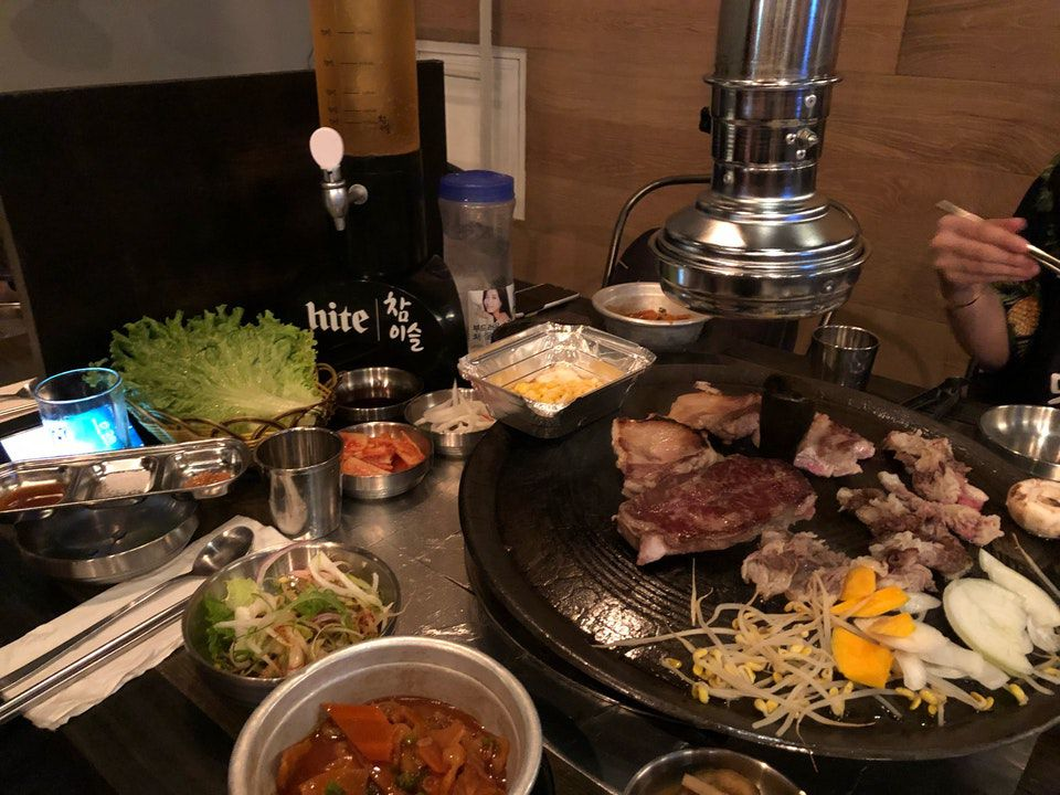 Let S Meat Korean Barbecue