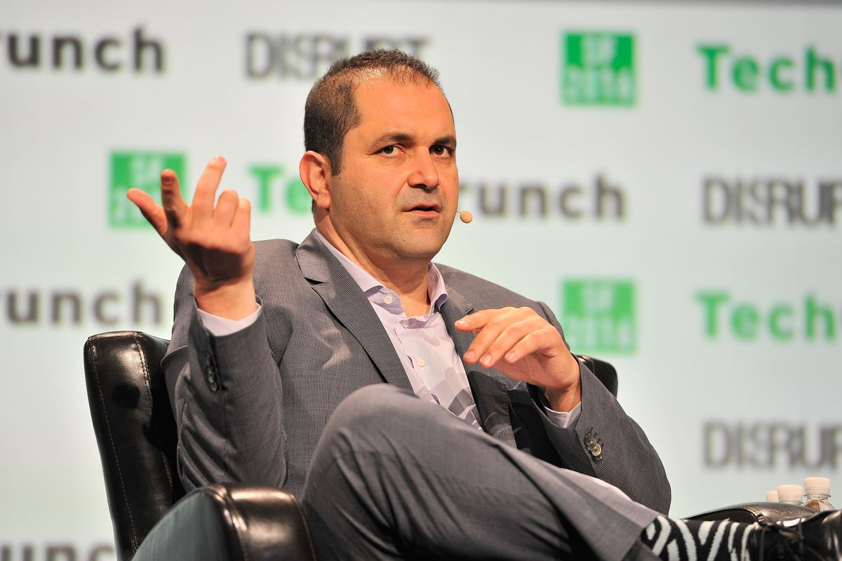 Uber taps Expedia's Dara Khosrowshahi as CEO