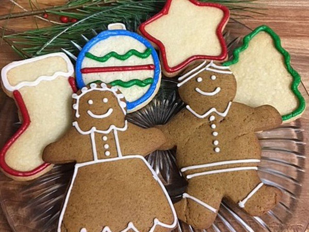 Cookies from Portland Patisserie