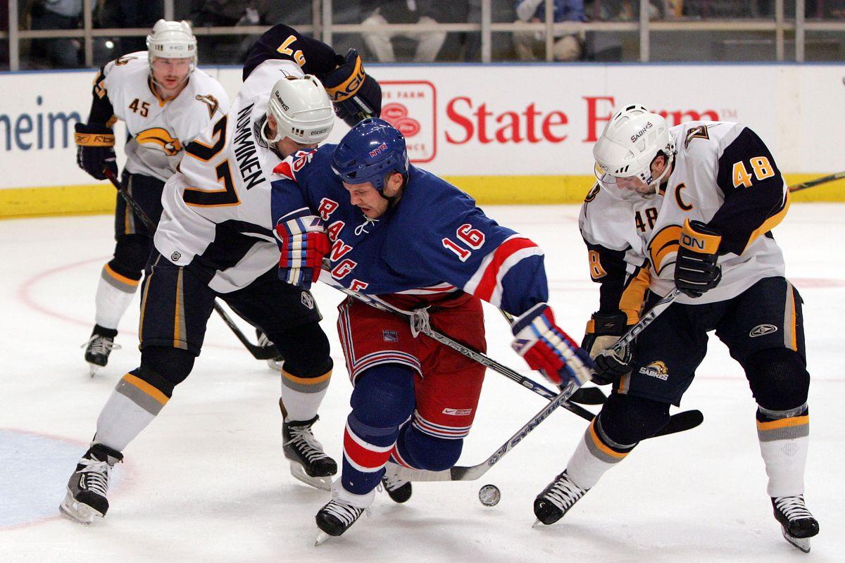 Game 3: Buffalo Sabres v New York Rangers