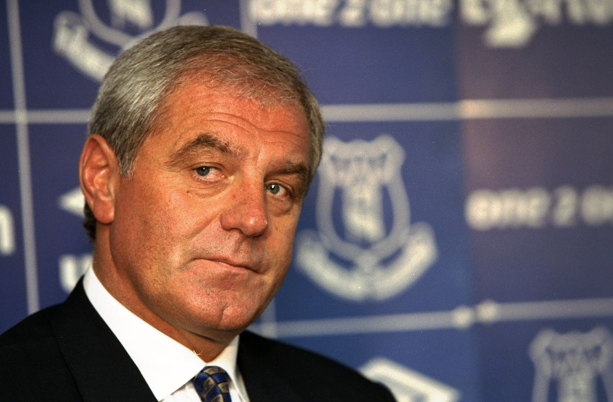 New Everton Manager Walter Smith
