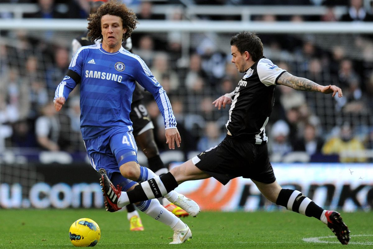 I blame David Luiz's non-send off for Guthrie's injury too.