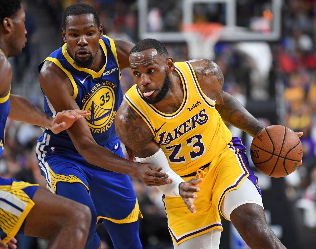 4096f5e2a4dc0 NBA Free Agency Rumors: Lakers, LeBron James favorites to land Kevin ...