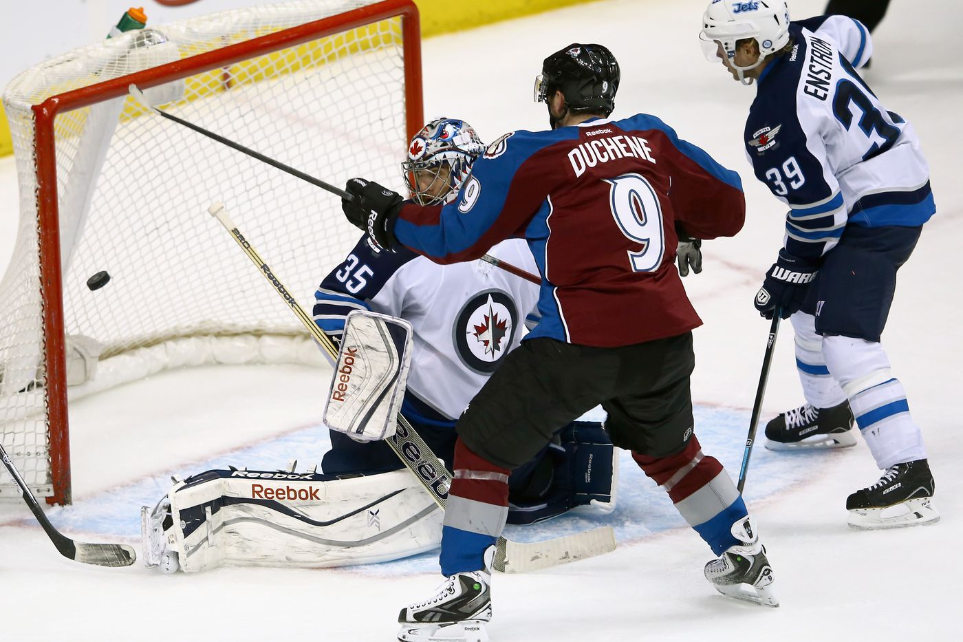 Duchene Leads Depleted Avs To An Overtime Victory In A Dogfight With