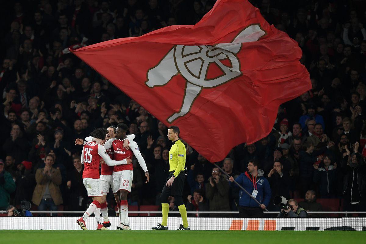 Arsenal v AC Milan - UEFA Europa League Round of 16: Second Leg