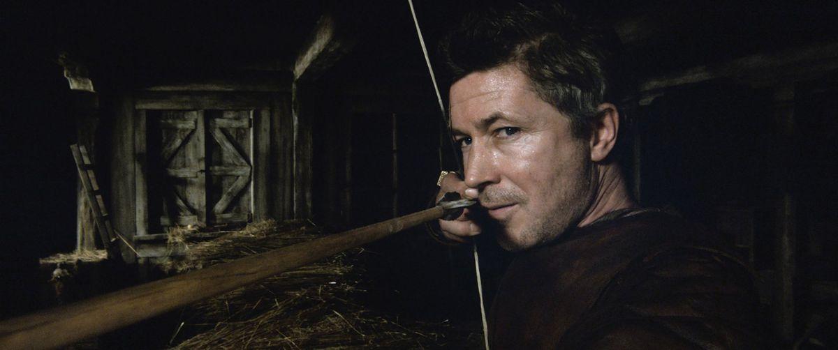 Aidan Gillen in King Arthur: Legend of the Sword