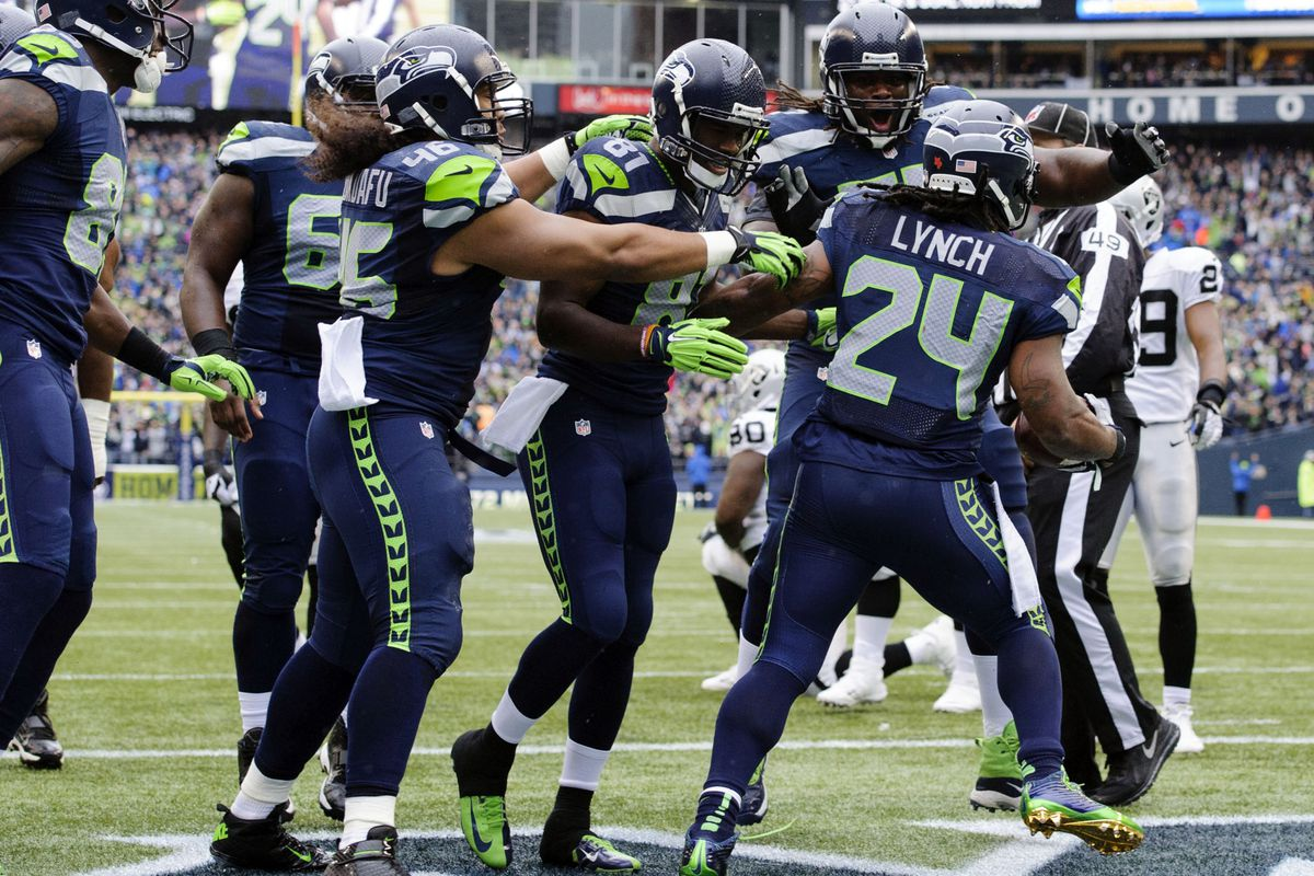 25 30 Seattle: Seahawks Vs. Raiders: Seattle Defeats Oakland, 30-24