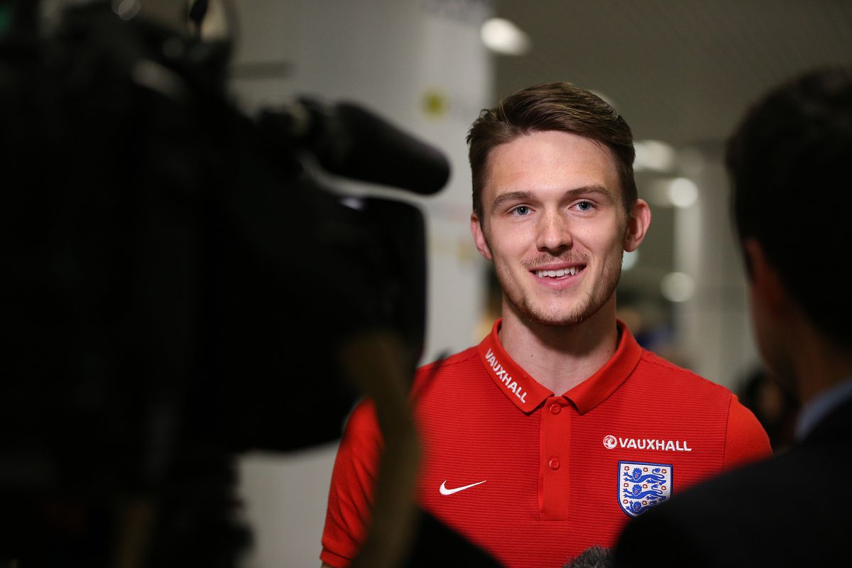 England U20's FIFA World Cup Winners Airport Arrival