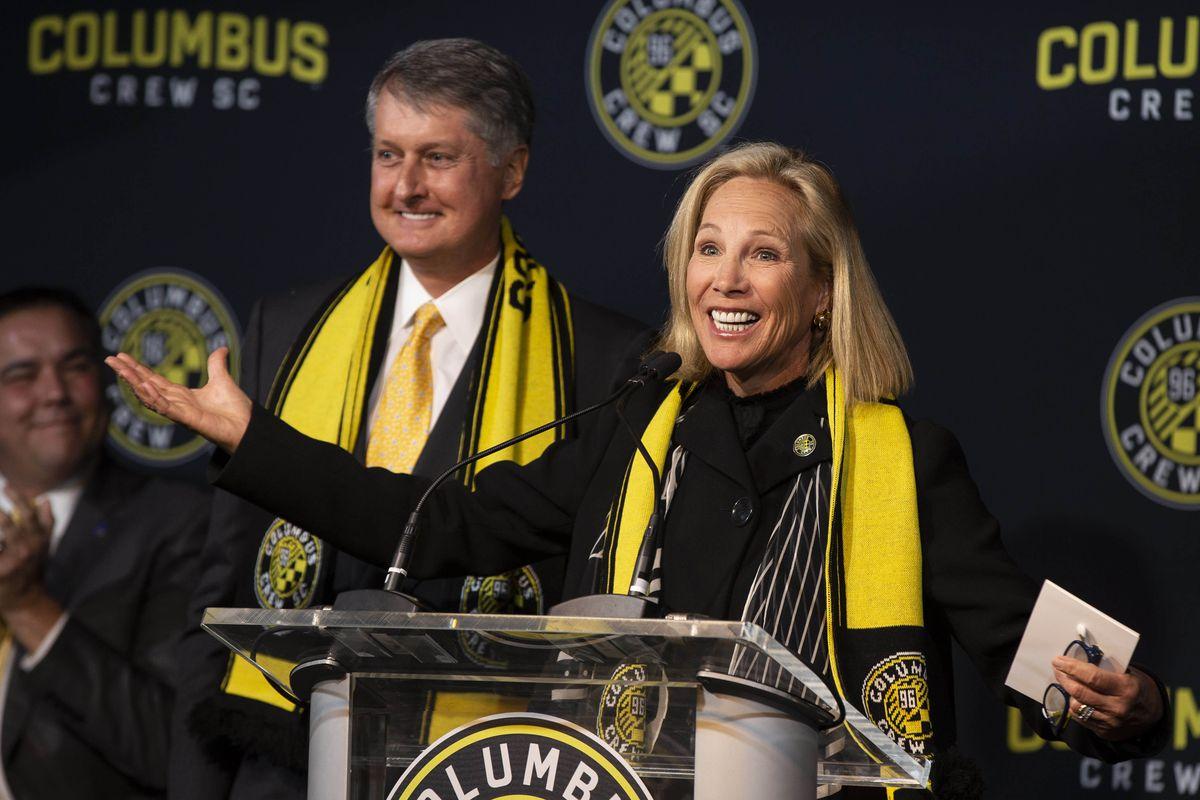 MLS: Columbus Crew-Press Conference