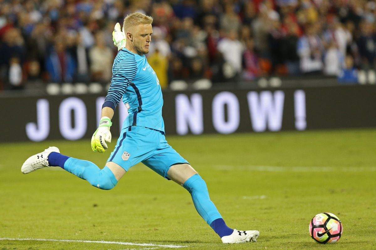 Soccer: International Friendly Men's Soccer-New Zealand at USA