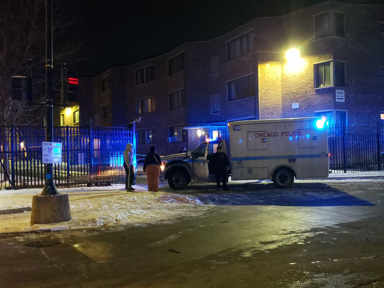 Six people, including three teenagers, were shot Feb. 14, 2020, in the 6500 block of South King Drive.