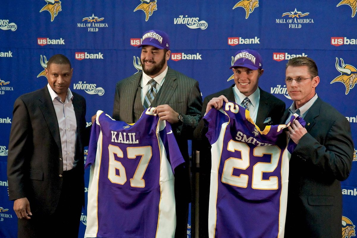 Cheap 2012 Minnesota Vikings Year In Review: Part 1 Daily Norseman  for sale
