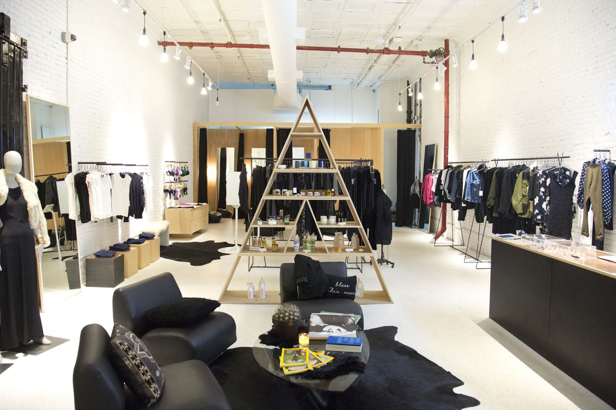 Reformation's Soho flagship, which opened in 2012.