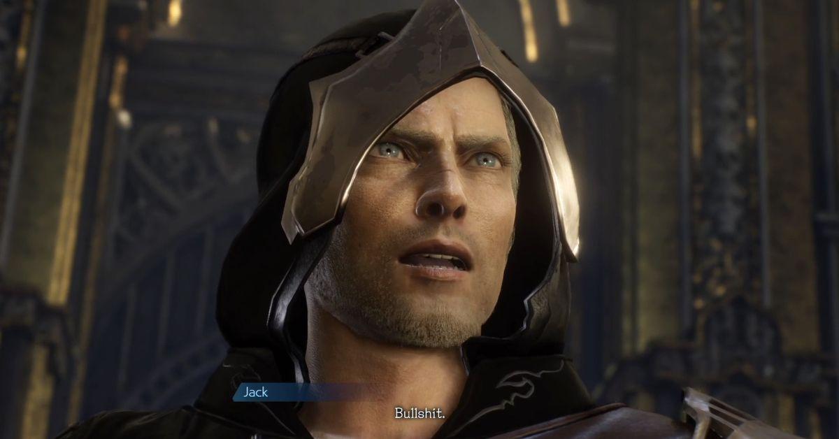 Stranger of Paradise: Final Fantasy Origin's Jack bekerja seperti meme