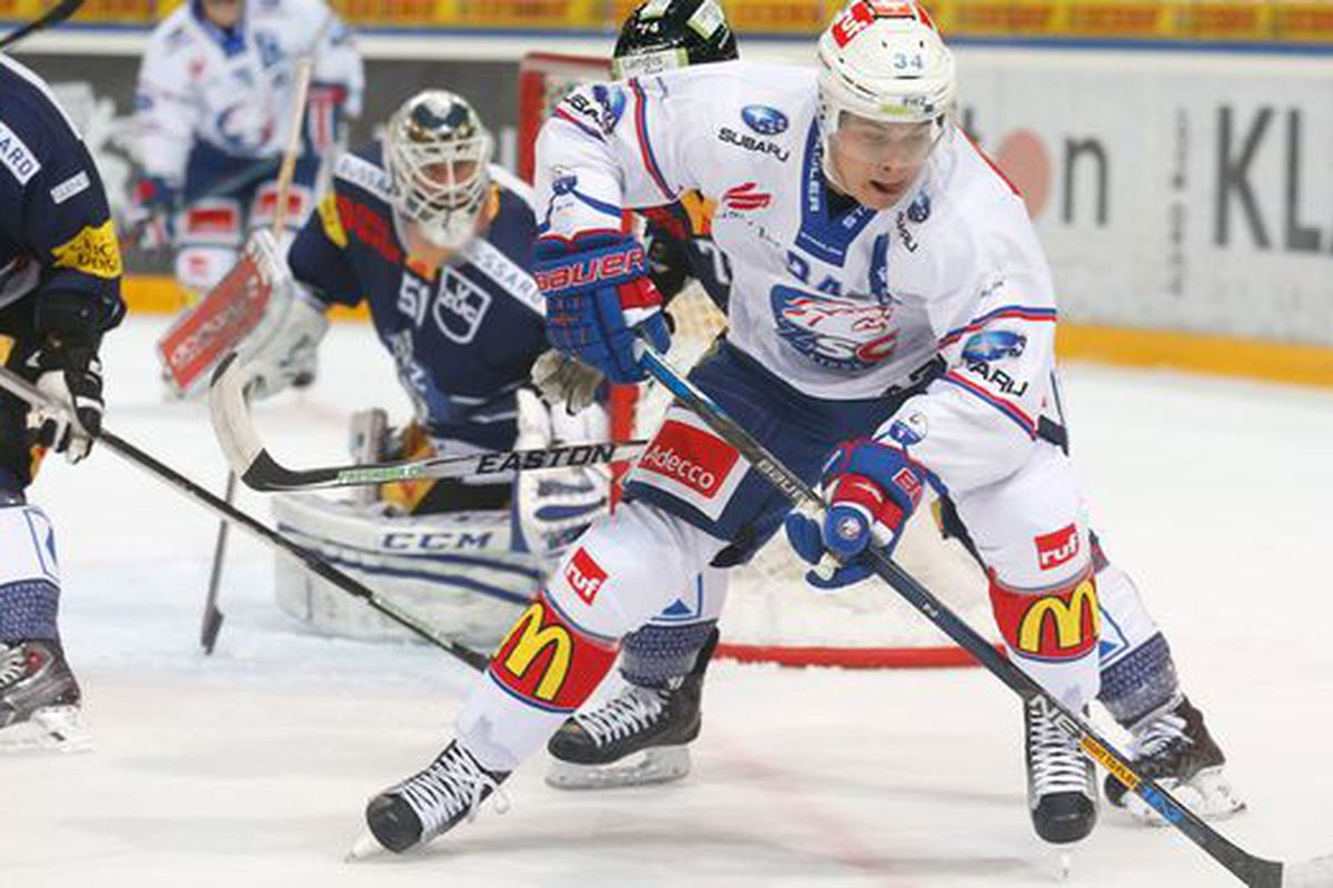 NHL Draft Lottery Profiles  Auston Matthews (C a0c27eea03c