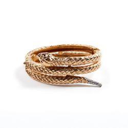 1970's Jomaz Snake Bracclet, $275.00
