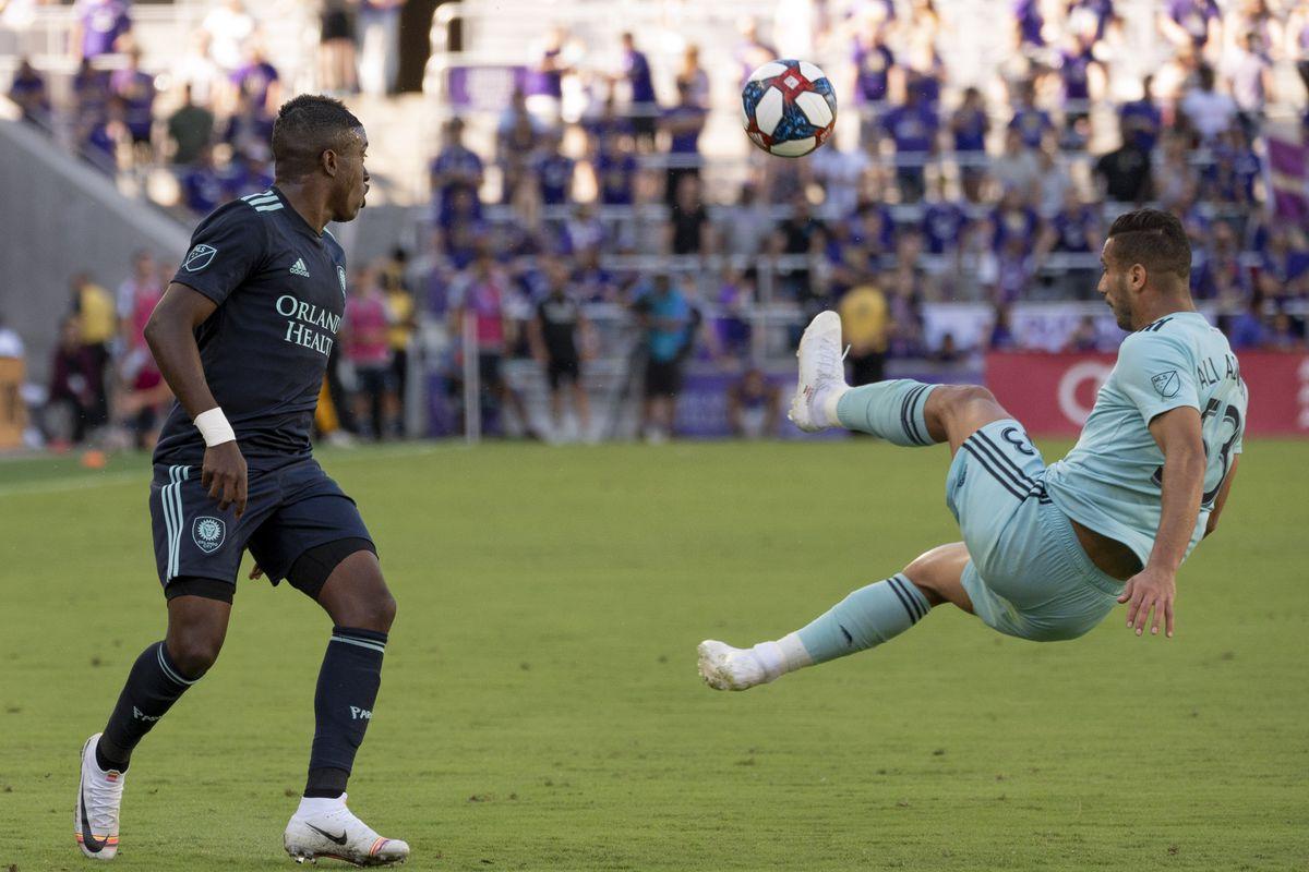MLS: Vancouver Whitecaps FC at Orlando City SC