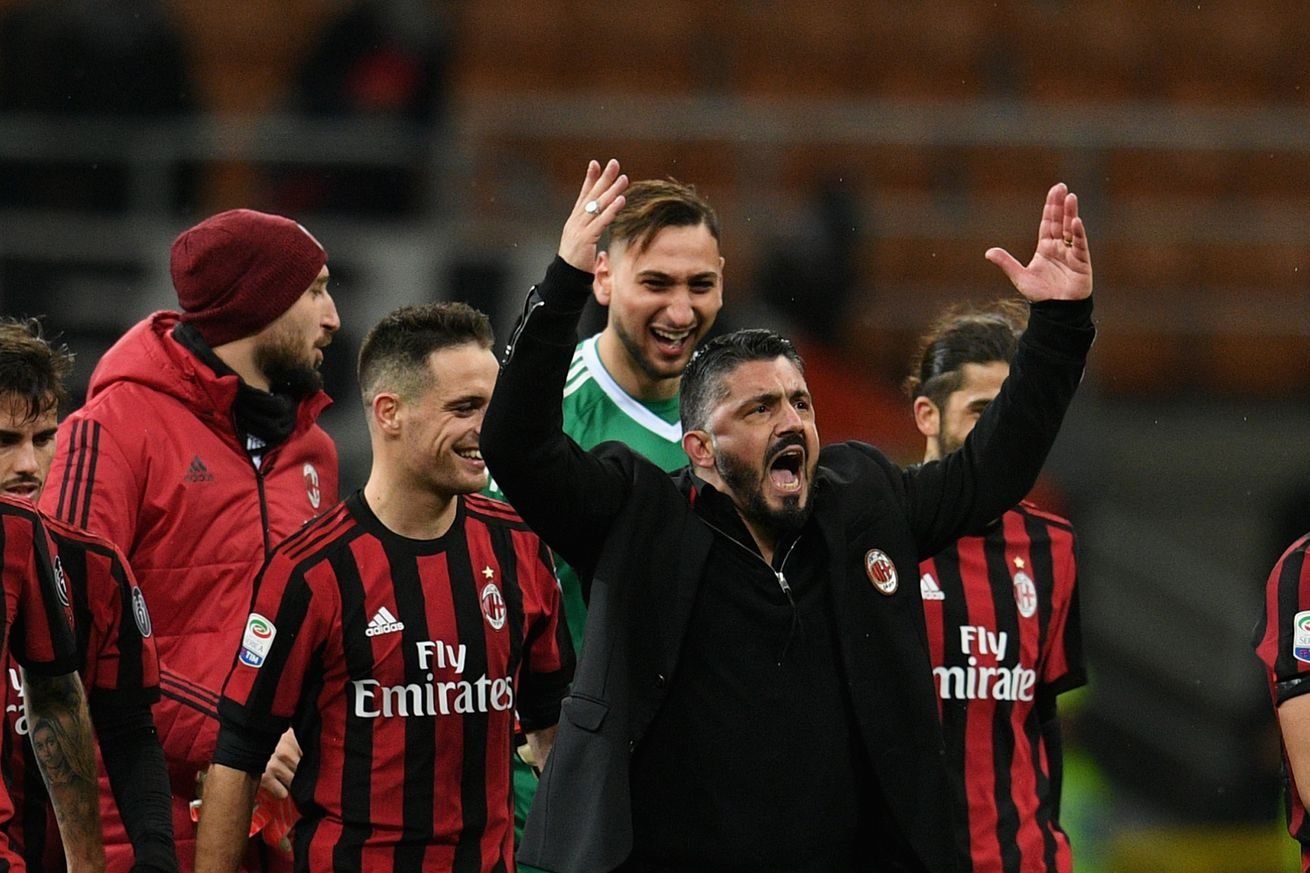 Rossoneri Round-up for February 22nd: Gennaro Gattuso isn?t worried about his contract