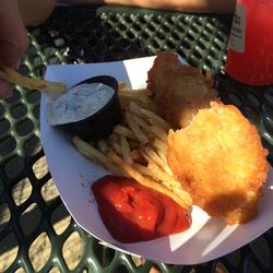 Do Eat the $11 Fish and Chips