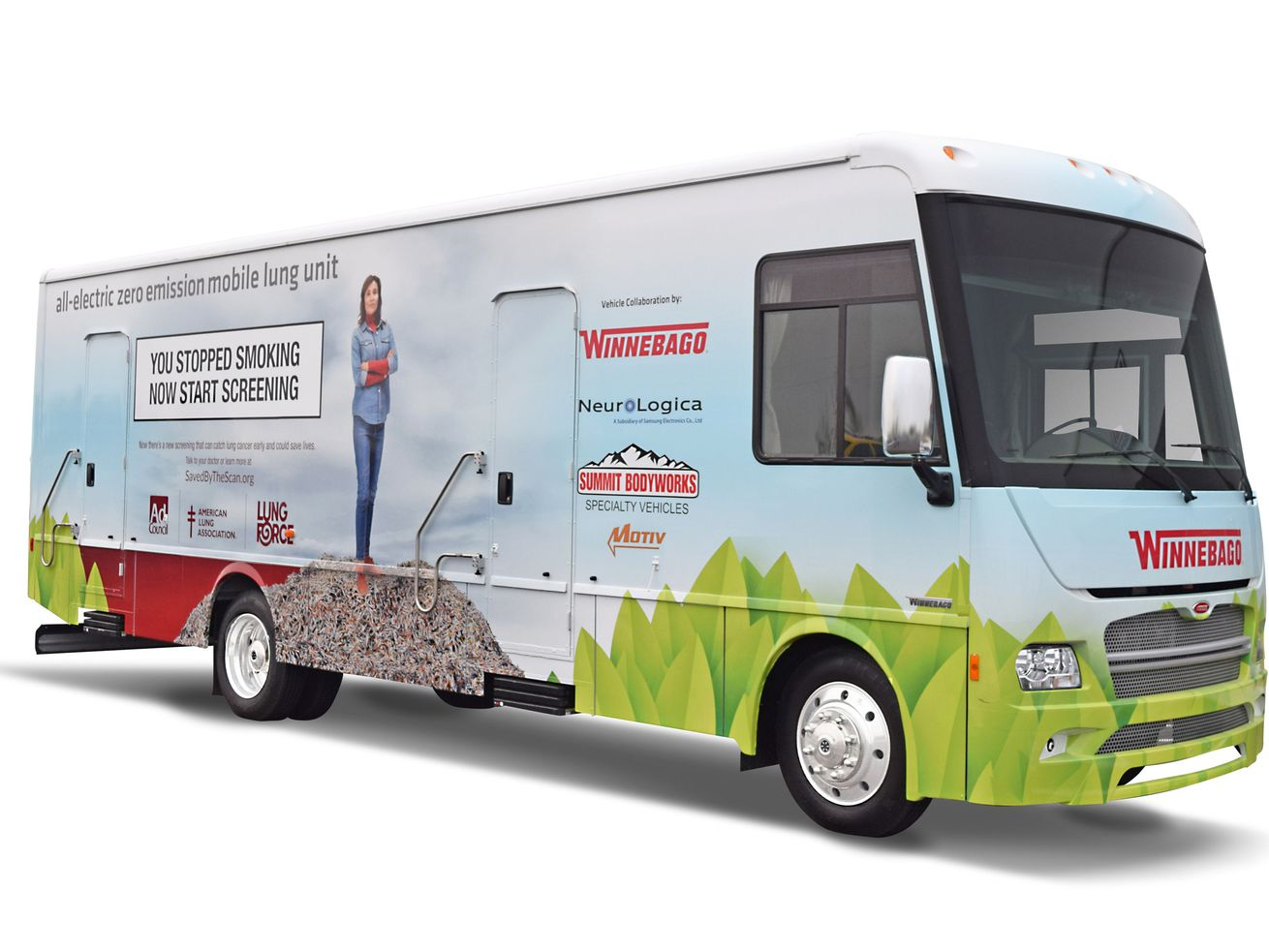 "Are greener RVs coming"" Winnebago invests big in electric technology"