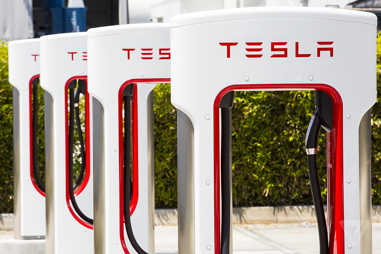 tesla files permit for restaurant and supercharger station in santa monica