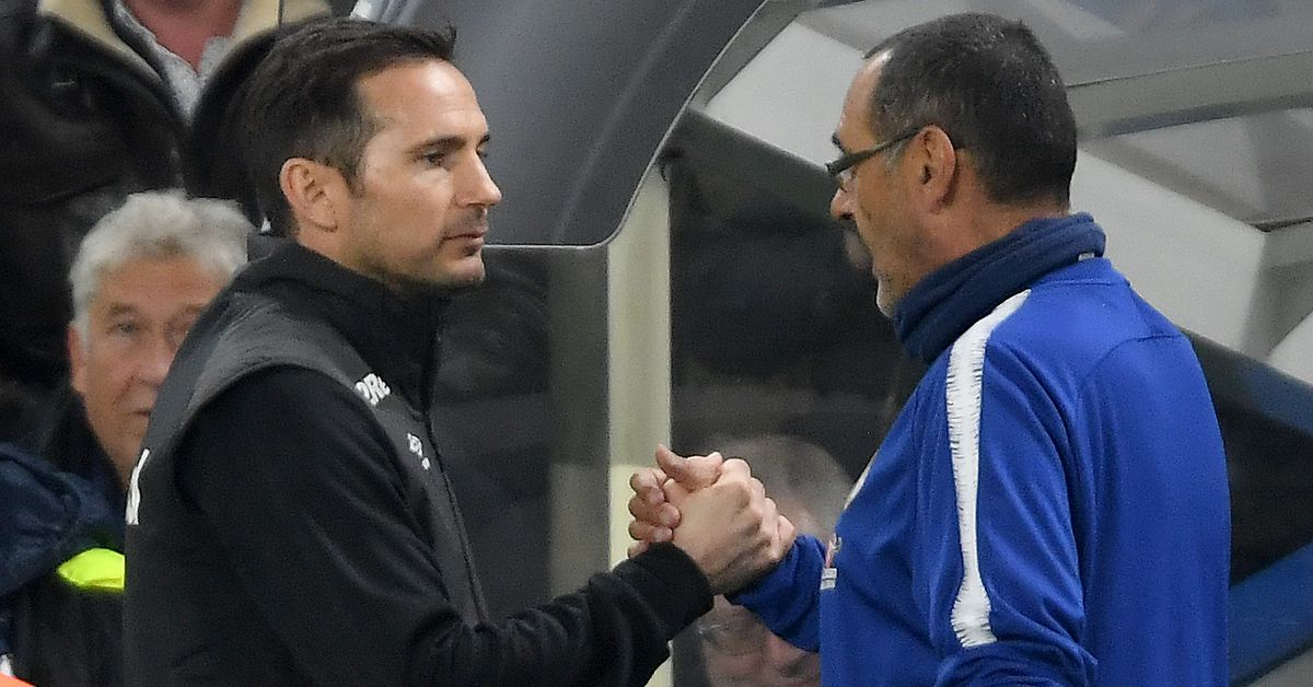 Chelsea deny Sarri was in the running to replace Lampard before hiring Tuchel - We Ain't Got No History