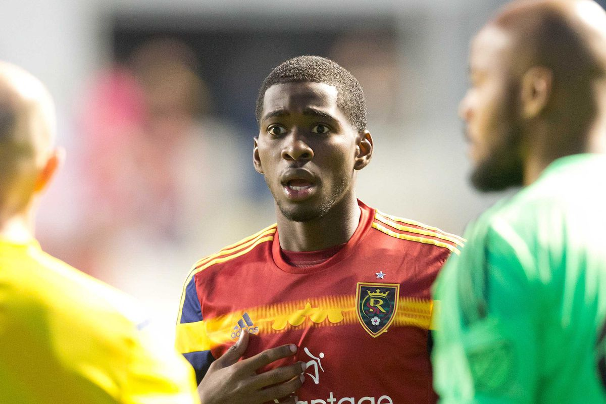 Olmes Garcia and his case of the Mondays were on full display on a Saturday against Philadelphia Union.