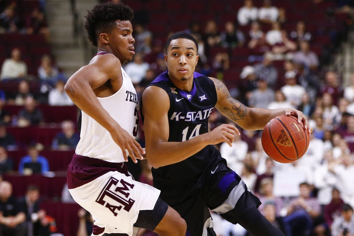 Can Justin Edwards keep scoring 12.5 points per game in Big 12 play? I sure hope so.