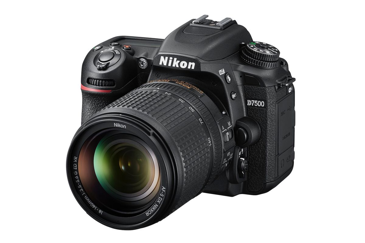 Nikon's D7500 is a midrange DSLR that takes after the D500 - The Verge