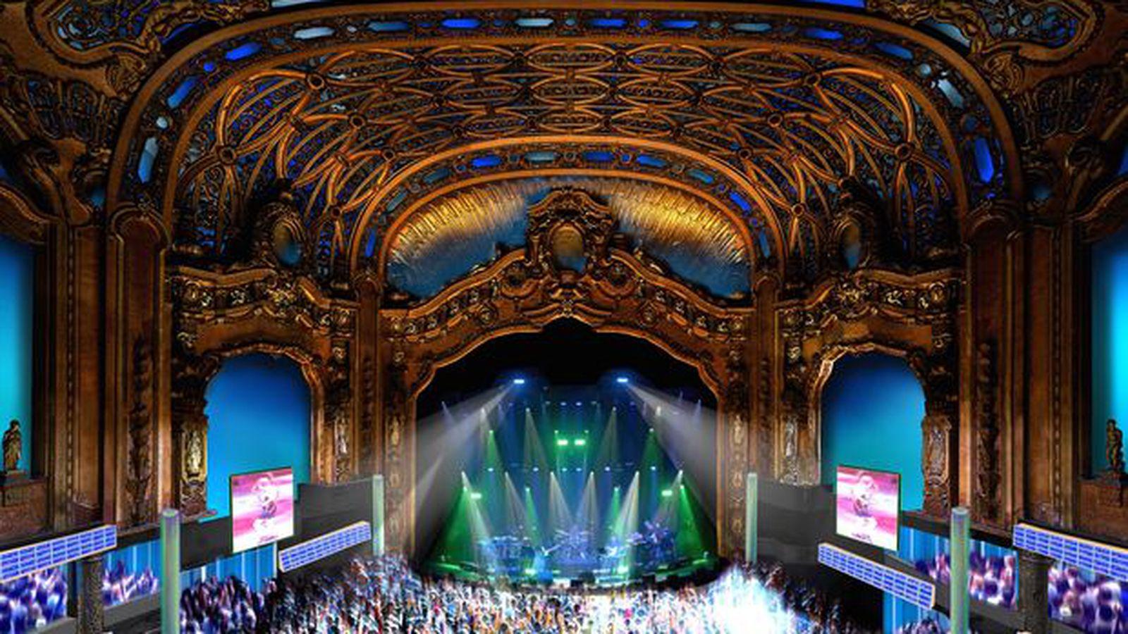 University San Francisco >> Brooklyn's Paramount Theatre renovation will begin this ...