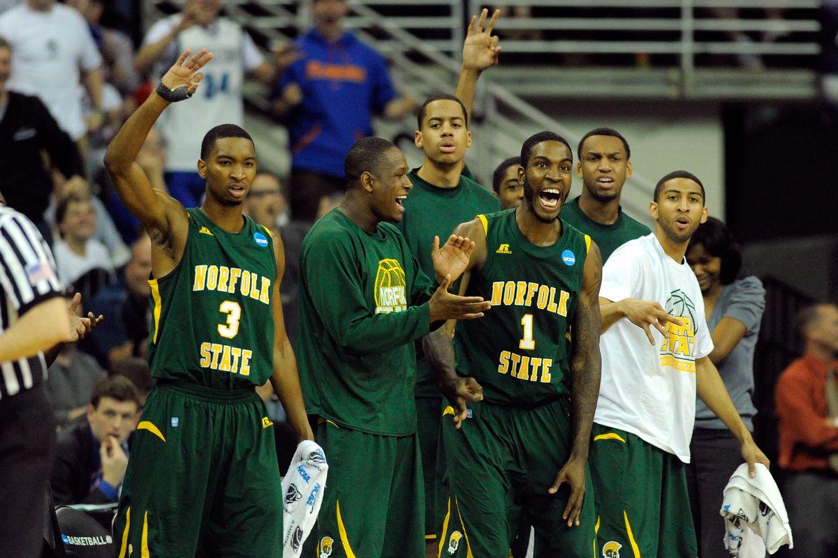 NCAA Basketball Tournament - Norfolk St v Missouri