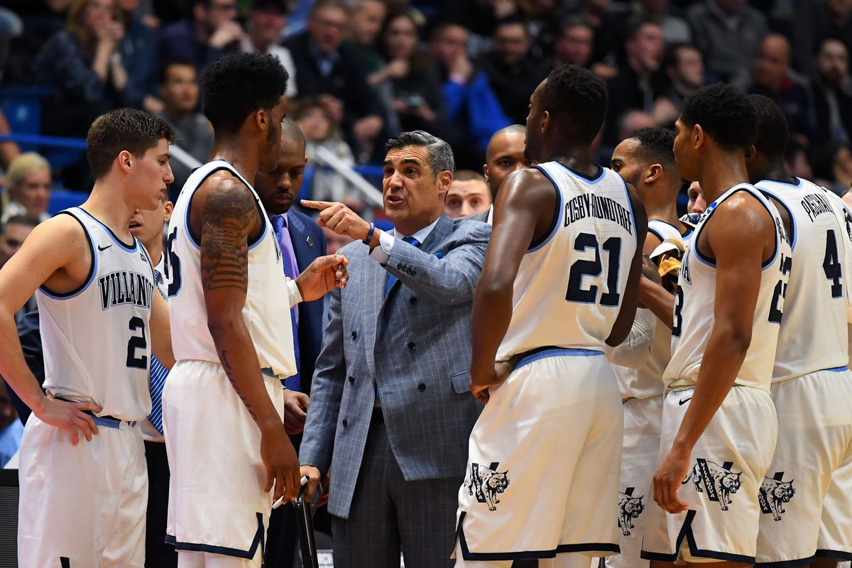 Villanova Basketball Schedule 2020 Villanova Basketball's 2019 2020 Schedule Expectations   VU Hoops
