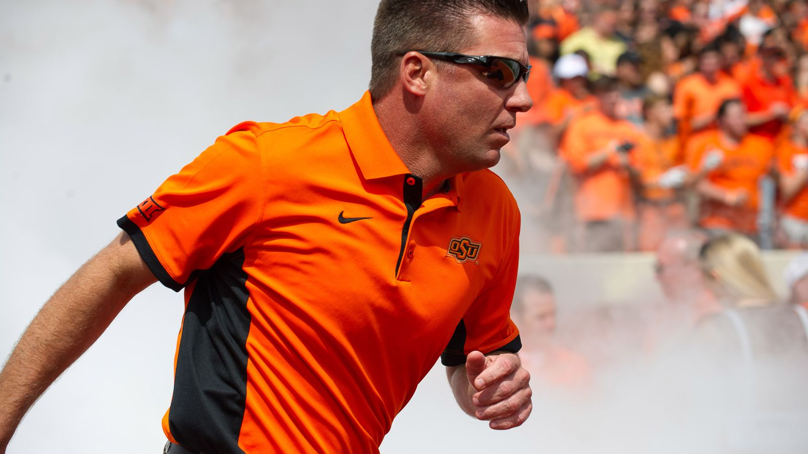 Mike Gundy Joins SportsCenter - Cowboys Ride For Free