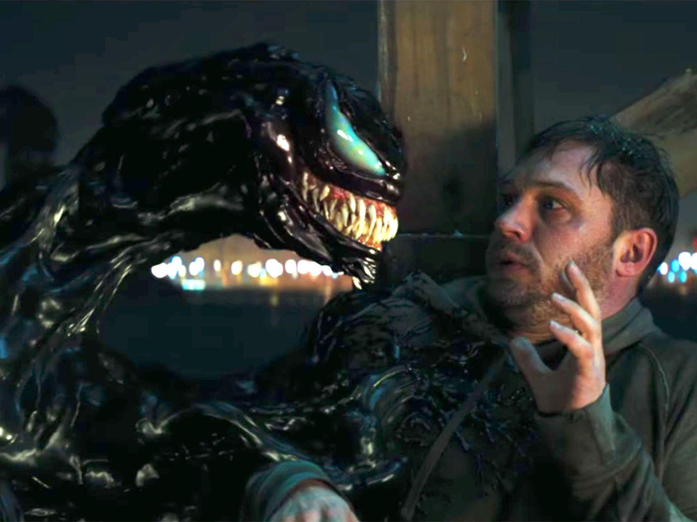 Venom Review Tom Hardy S Dual Performance Warrants A Sequel Polygon