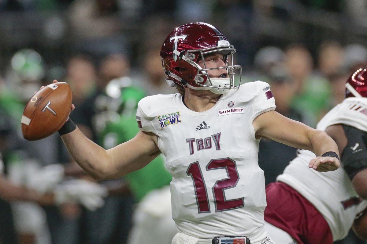 COLLEGE FOOTBALL: DEC 16 New Orleans Bowl - Troy v North Texas