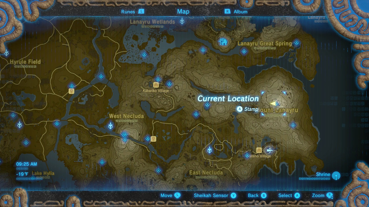 Zelda Breath Of The Wild Guide How To Upgrade The Champion S Tunic Polygon