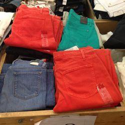 Denim galore: James Jeans, Citizens of Humanity, J Brand, Rag & Bone