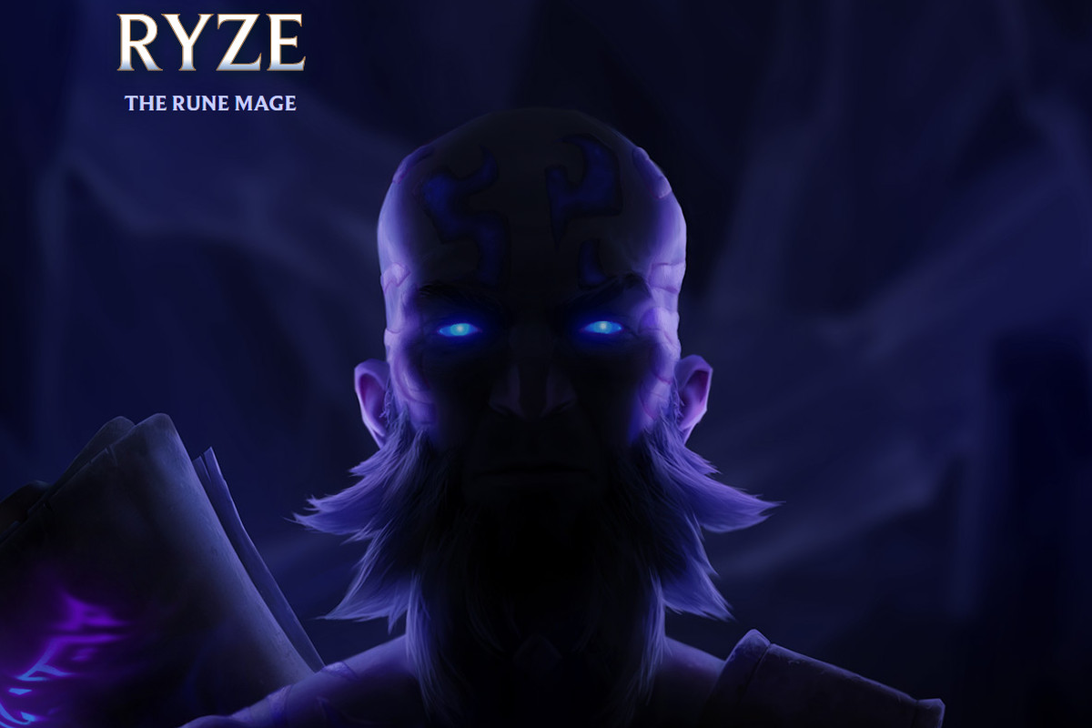 What An Exciting Time It Is Too Especially If Youre A Ryze Player Lets Face Weve All Been Waiting For Him To Get Some Love