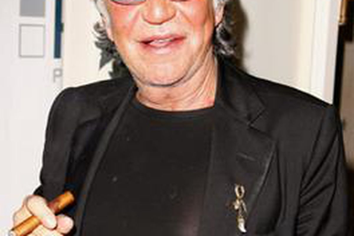 another chance b41ff 5a413 Unexpected News: Roberto Cavalli Designing Line For H&M ...