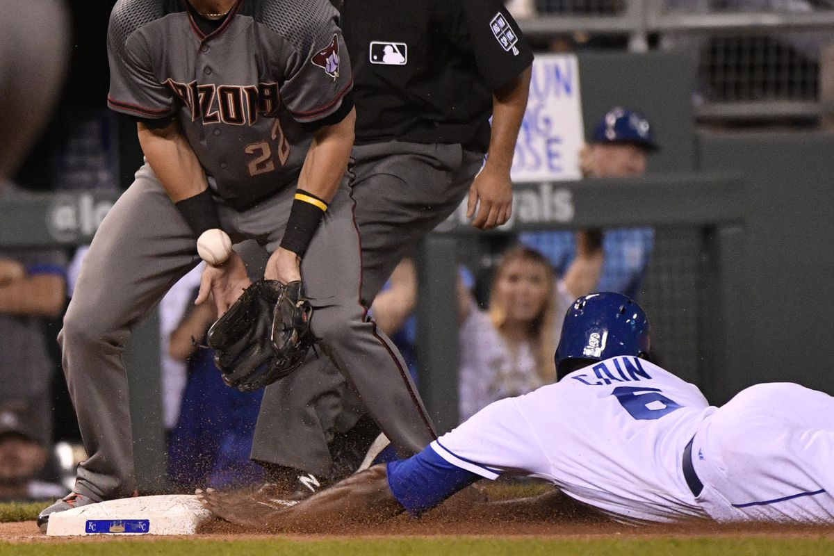 Speed, defense, aging, and Lorenzo Cain - Talking Chop