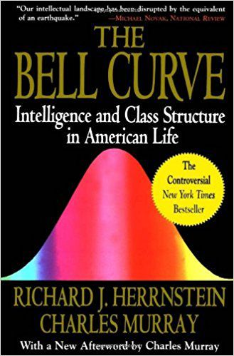 The Bell Curve cover