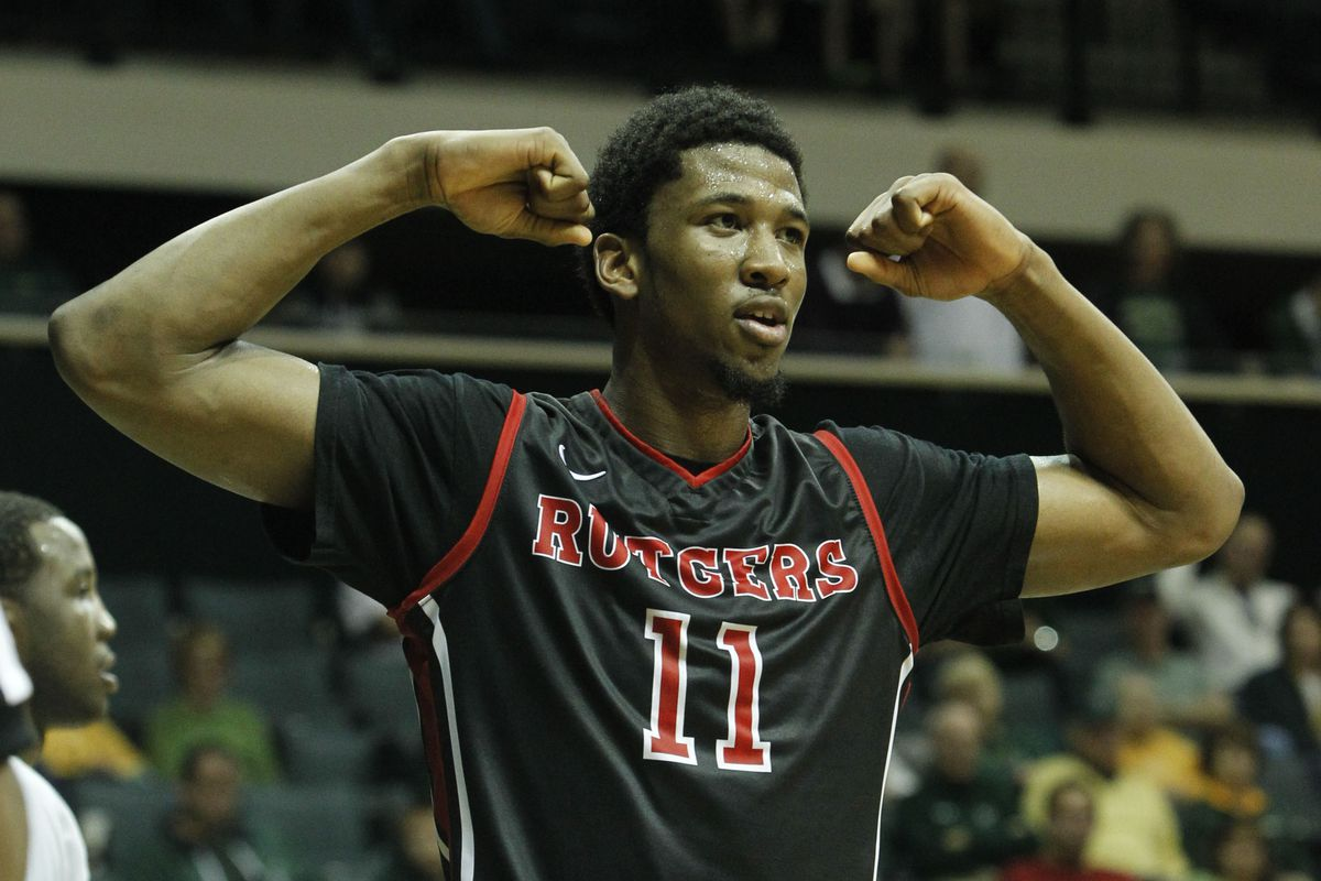 Kadeem Jack and Rutgers will need more than muscle to compete in the Big Ten.