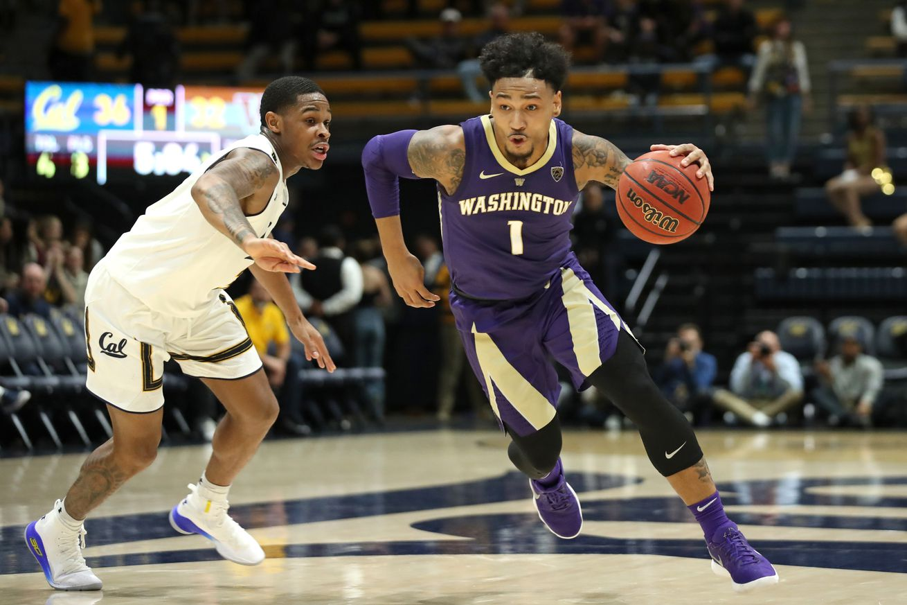 David Crisp and the Huskies are officially ON NOTICE as they head to the Farm to take on Stanford.