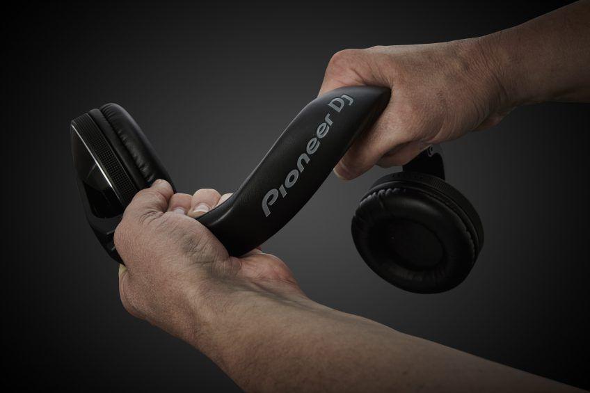 Pioneer HDJ-X headphones