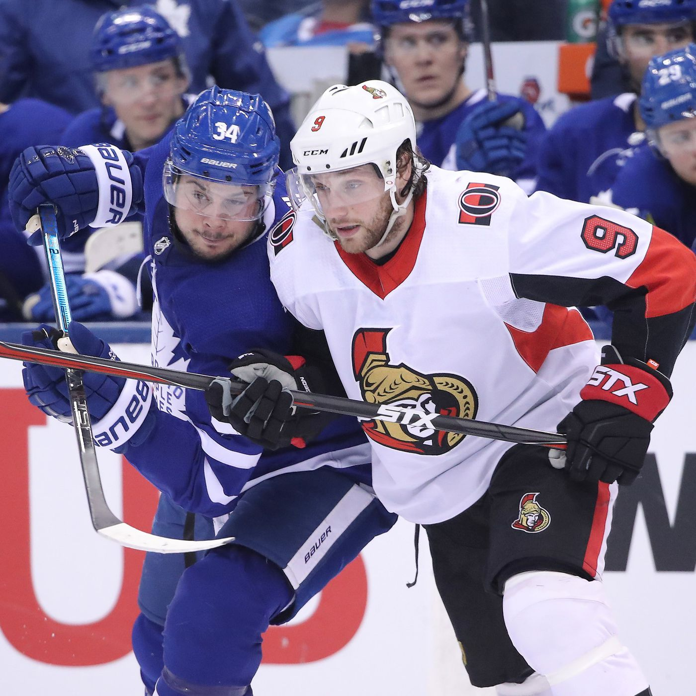 Maple Leafs game preview  the Senators will try to be spoilers tonight - Pension  Plan Puppets 5a6dd2024