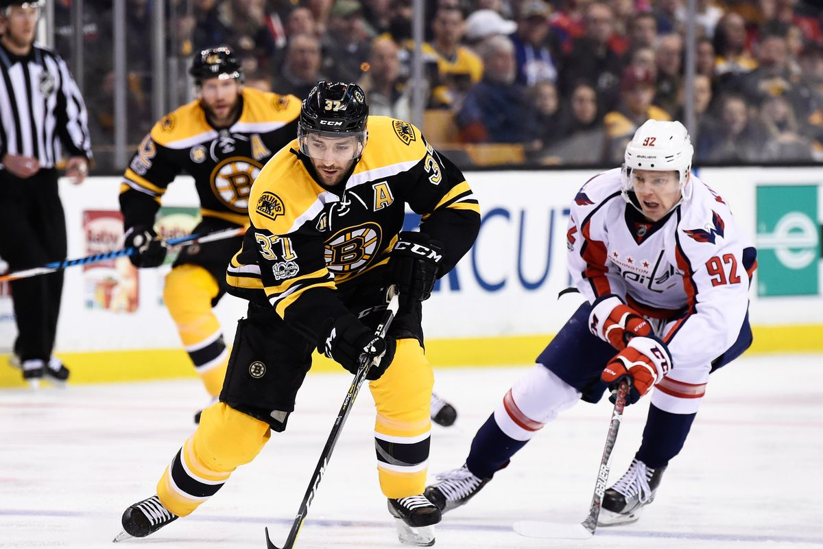 Boston Bruins vs Washington Capitals 11 4 17 - Stanley Cup of Chowder 302abdad799