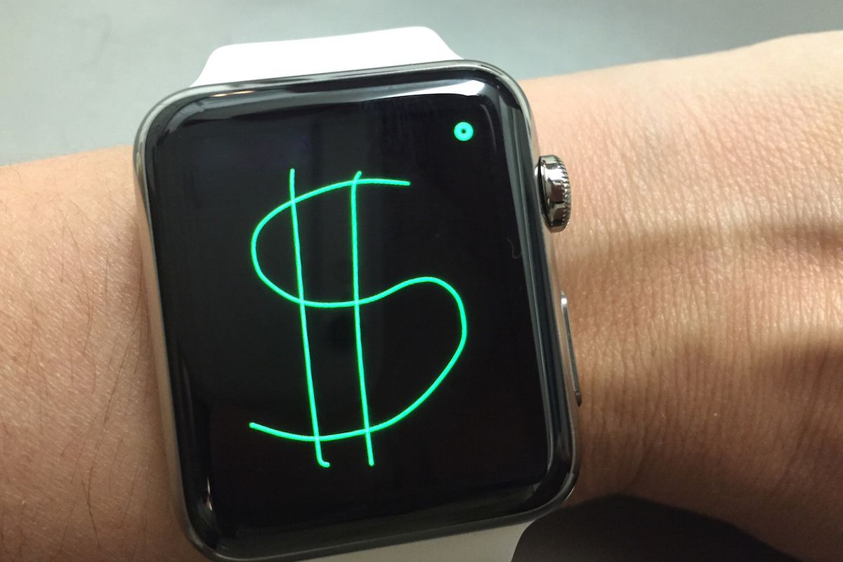 eBay Prices Are Soaring for Watches That Apple Isn't Even Shipping Yet