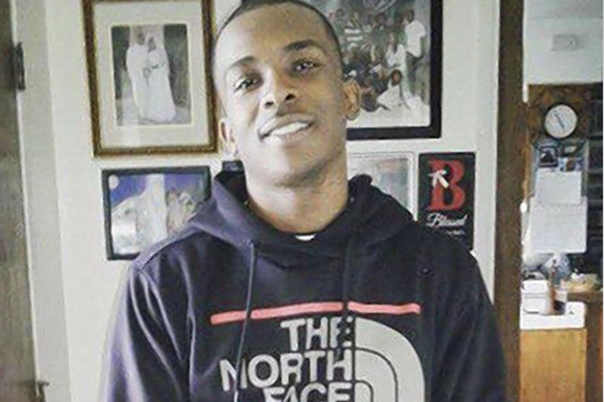 Stephon Clark Shot And Killed By Police In His Own Backyard Vox